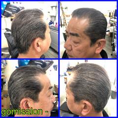 ナチュラル メンズカット メンズスタイル アイロンワーク ヘアスタイルや髪型の写真・画像