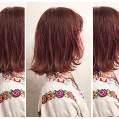 外国人風 ショートボブ ショート ボブ ヘアスタイルや髪型の写真・画像