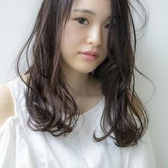夏 エレガント 大人かわいい ゆるふわ ヘアスタイルや髪型の写真・画像