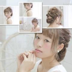 モテ髪 フェミニン コンサバ ゆるふわ ヘアスタイルや髪型の写真・画像