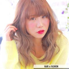 モテ髪 愛され コンサバ 渋谷系 ヘアスタイルや髪型の写真・画像