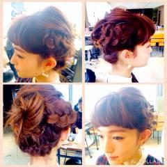 ストリート ガーリー オン眉 ヘアスタイルや髪型の写真・画像