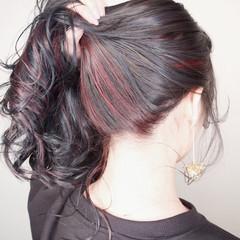 ナチュラル 外国人風カラー ハイライト グレージュ ヘアスタイルや髪型の写真・画像