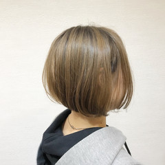 ナチュラル アッシュ ローライト 外国人風カラー ヘアスタイルや髪型の写真・画像