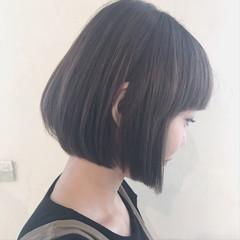 秋 ナチュラル 透明感 リラックス ヘアスタイルや髪型の写真・画像