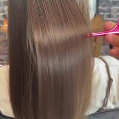 大人女子 髪質改善 髪質改善トリートメント ナチュラル ヘアスタイルや髪型の写真・画像