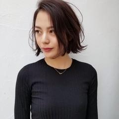 抜け感 女子力 モード オフィス ヘアスタイルや髪型の写真・画像