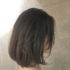 ボブ 上品 ショートボブ 大人女子 ヘアスタイルや髪型の写真・画像