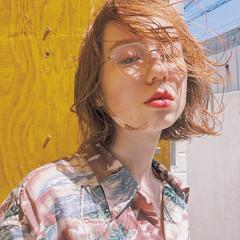 簡単ヘアアレンジ ヘアアレンジ スポーツ ボブ ヘアスタイルや髪型の写真・画像