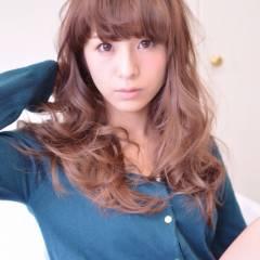 コンサバ モテ髪 フェミニン 秋 ヘアスタイルや髪型の写真・画像