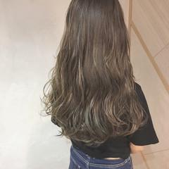 ハイライト アンニュイ コンサバ ロング ヘアスタイルや髪型の写真・画像