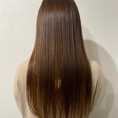 ロングヘアスタイル ロングヘア 髪質改善カラー 大人ロング ヘアスタイルや髪型の写真・画像