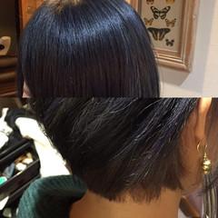 ナチュラル インナーカラー モード ブリーチ ヘアスタイルや髪型の写真・画像