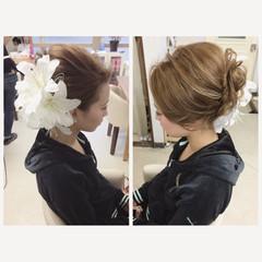 大人かわいい 成人式 ヘアアレンジ 渋谷系 ヘアスタイルや髪型の写真・画像