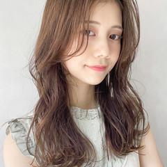 愛され アンニュイほつれヘア デート ガーリー ヘアスタイルや髪型の写真・画像