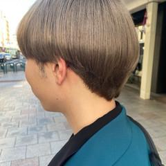 ブリーチ モード ブリーチカラー ハイトーン ヘアスタイルや髪型の写真・画像