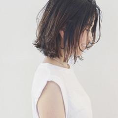 簡単ヘアアレンジ ナチュラル デート 外国人風カラー ヘアスタイルや髪型の写真・画像