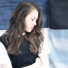 外国人風 グラデーションカラー 外国人風カラー ロング ヘアスタイルや髪型の写真・画像
