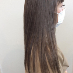 ナチュラル ロング 大人女子 大人ヘアスタイル ヘアスタイルや髪型の写真・画像