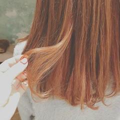 アンニュイ ロング デート ゆるふわ ヘアスタイルや髪型の写真・画像