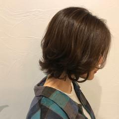 スポーツ ナチュラル マッシュ 前髪あり ヘアスタイルや髪型の写真・画像