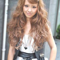 ヘアアレンジ ロング グラデーションカラー ショート ヘアスタイルや髪型の写真・画像