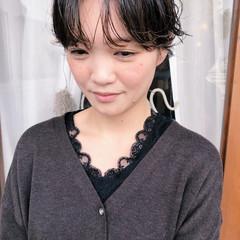 ショートボブ ショートヘア マッシュショート ショート ヘアスタイルや髪型の写真・画像