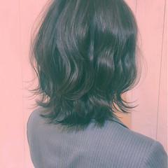 ゆるふわ アッシュ フェミニン 色気 ヘアスタイルや髪型の写真・画像