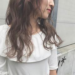 ヘアアレンジ 色気 透明感 アンニュイ ヘアスタイルや髪型の写真・画像