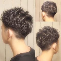 ボーイッシュ 刈り上げ ナチュラル モテ髪 ヘアスタイルや髪型の写真・画像