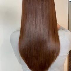 髪質改善トリートメント ロング 最新トリートメント 美髪 ヘアスタイルや髪型の写真・画像