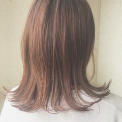 ナチュラル 艶髪 束感 透明感 ヘアスタイルや髪型の写真・画像