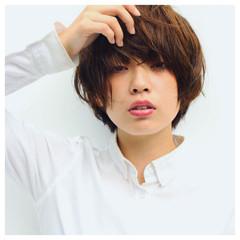 外国人風 大人かわいい ストリート 前髪あり ヘアスタイルや髪型の写真・画像