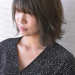 デート ナチュラル 髪質改善トリートメント 髪質改善カラー ヘアスタイルや髪型の写真・画像