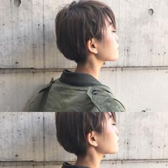 デート 女子会 オフィス ショート ヘアスタイルや髪型の写真・画像