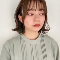 ミニボブ ガーリー デジタルパーマ モテ髪 ヘアスタイルや髪型の写真・画像