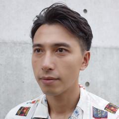 メンズショート 刈り上げ ナチュラル メンズ ヘアスタイルや髪型の写真・画像