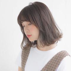 大人かわいい 女子力 フェミニン オフィス ヘアスタイルや髪型の写真・画像