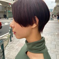ボブ ショートヘア ショートボブ 大人ショート ヘアスタイルや髪型の写真・画像