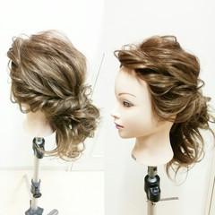 ナチュラル 大人かわいい フェミニン セミロング ヘアスタイルや髪型の写真・画像
