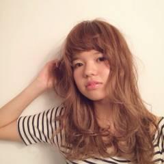 ロング ナチュラル 愛され モテ髪 ヘアスタイルや髪型の写真・画像