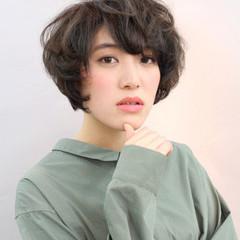 大人女子 ニュアンス アッシュ 小顔 ヘアスタイルや髪型の写真・画像