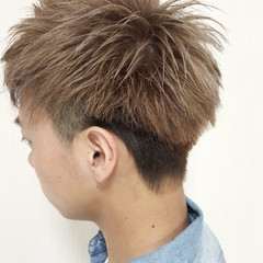 ショート メンズヘア メンズショート ストリート ヘアスタイルや髪型の写真・画像