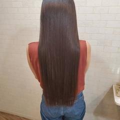 エレガント 縮毛矯正名古屋市 艶髪 縮毛矯正 ヘアスタイルや髪型の写真・画像