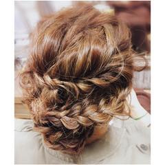 ボブ フリンジバング ハイライト 外国人風 ヘアスタイルや髪型の写真・画像