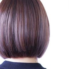 ピンクラベンダー ラベンダーピンク ラベンダーグレージュ ラベンダーアッシュ ヘアスタイルや髪型の写真・画像