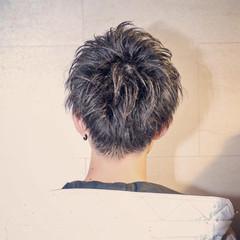 メンズカット ショート メンズショート ベリーショート ヘアスタイルや髪型の写真・画像
