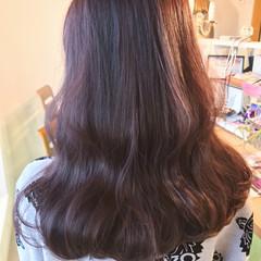 ストリート グラデーションカラー アンニュイ セミロング ヘアスタイルや髪型の写真・画像