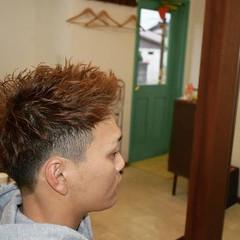 ストリート ショート ツイスト パーマ ヘアスタイルや髪型の写真・画像