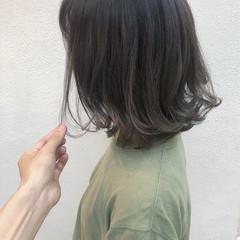 ボブ エレガント ウルフカット 切りっぱなしボブ ヘアスタイルや髪型の写真・画像
